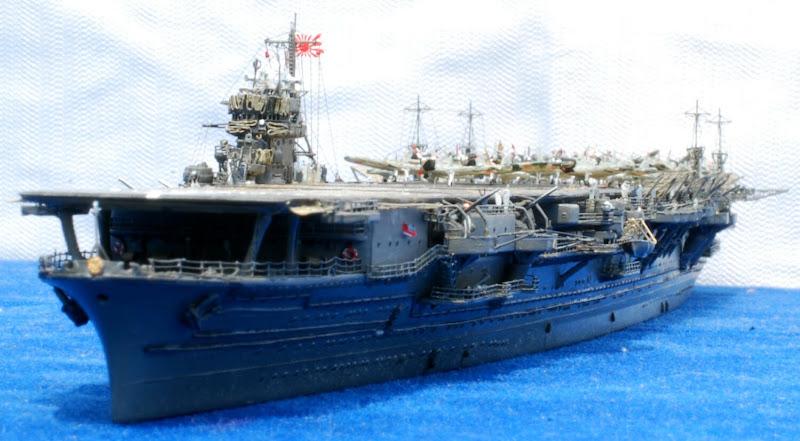 正規空母「翔鶴」(真珠湾攻撃時・第一波攻撃隊) 正規空母「翔鶴」(真珠湾攻撃時・第一波攻撃隊)I