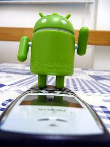 Android 站在陳年 Nokia 之上