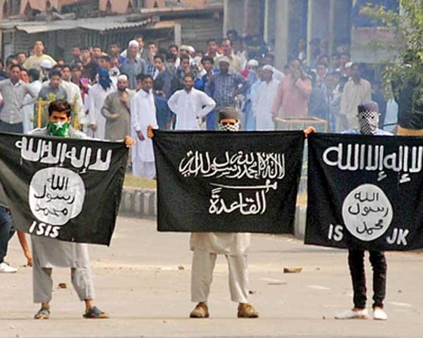 Image result for radicalisation of kashmiri youth