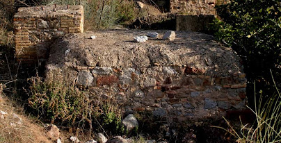 Mina Arrayanes: pozo Fábregas
