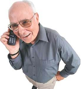 Wired in the Golden Years: Cell phones for Seniors