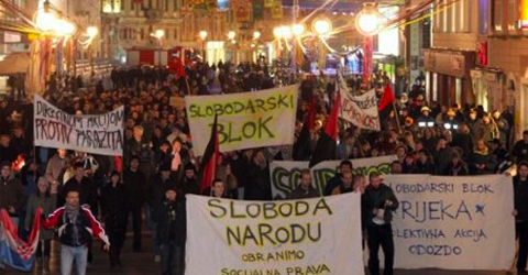subota prosvjedi hrvatska