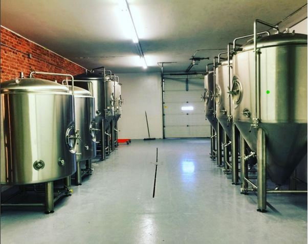brewery floor coating