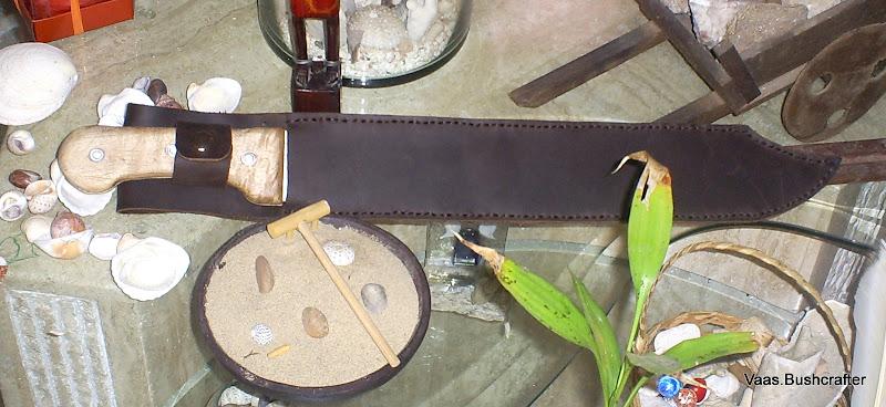 "Simple modificacion de machete panja africano 18"" S5037077"