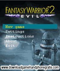 Fantasy Warrior 2 - Evil