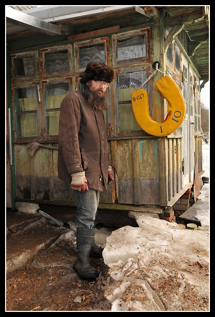 Литва. Поездка к Куршкому заливу зимой. 2011