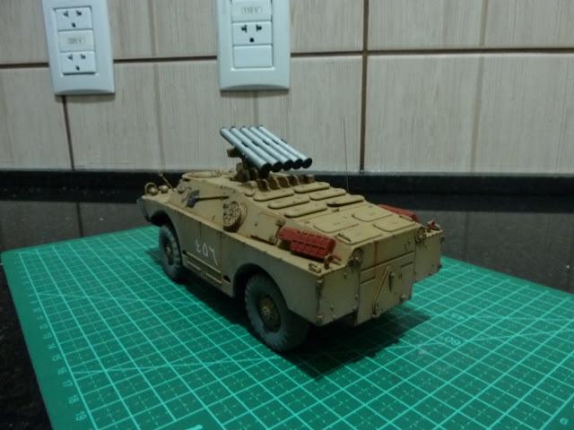 BRDM-3 Iraq (Dragon 1:35) P1010640