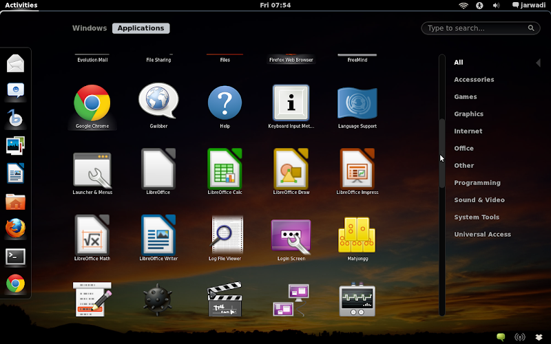 Gnome 3 on Natty Narwhal