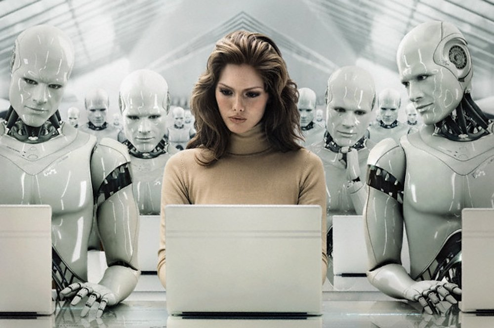 Image result for robots at work