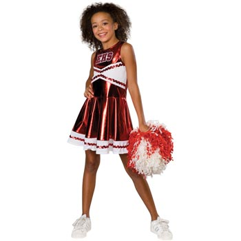 Deluxe Cheerleader Costume  sc 1 st  Inside The Costume Box & Inside The Costume Box: High School Musical Birthday Party Ideas