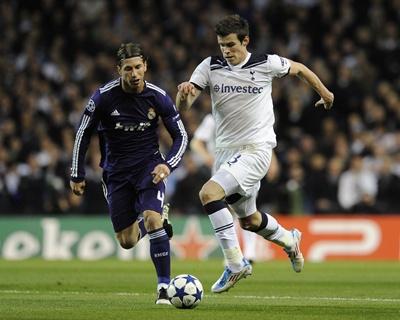 Bale, Tottenham HotSpur - Real Madrid