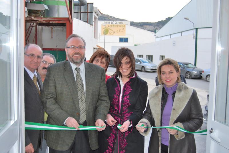 Inauguración CADE Pegalajar