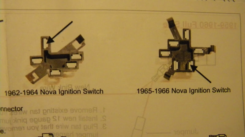 ignition wiring issue chevy nova forum. Black Bedroom Furniture Sets. Home Design Ideas