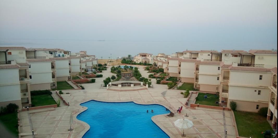 فندق دولفين بيتش ريزورت - فنادق العين السخنة 3 نجوم