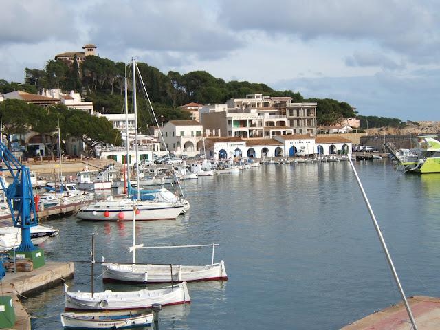 Cala Ratjada/ Hafen, Mallorca