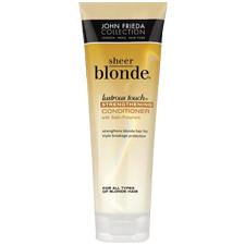Condicionador para cabelos loiros