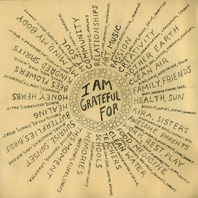 mum inspires, mum's thoughts, gratitude, 5-Day Gratitude Log Challenge