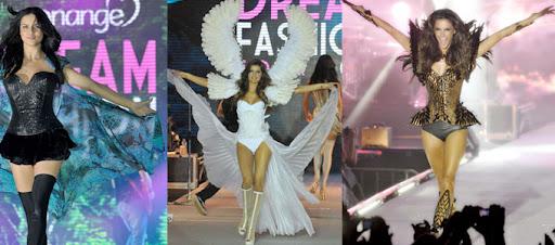J Model Management: Roberta Martins no Monange Dream Fashion!