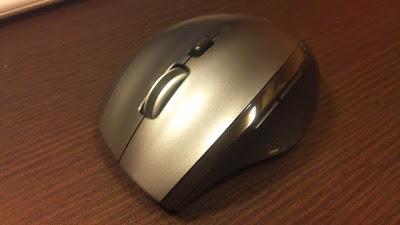 LOGICOOLマウス M705r買ってみました。