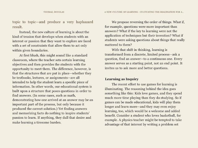 Image: Kindle iPad App