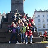Прогулка по Кракову 2010