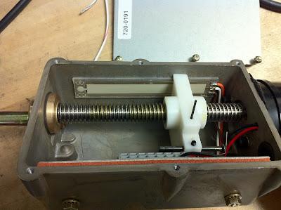 720-0191 Actus actuator