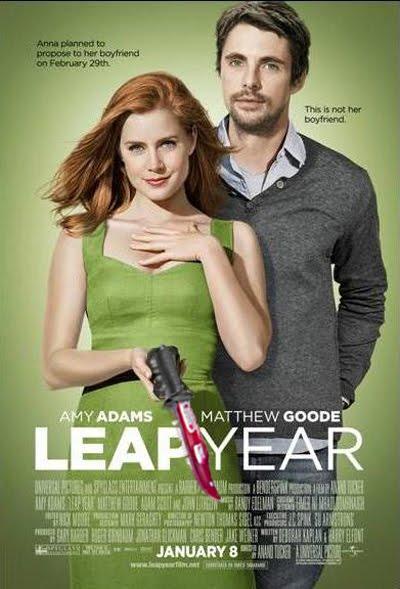 Phim Cô Gái Đi Tìm Tình Yêu - Leap Year