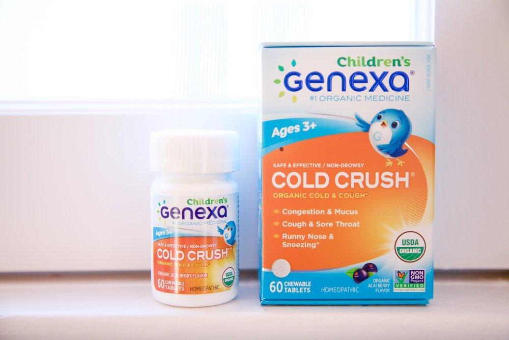 coldcrushgenexa