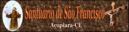 Santuário de São Francisco em Acopiara-CE