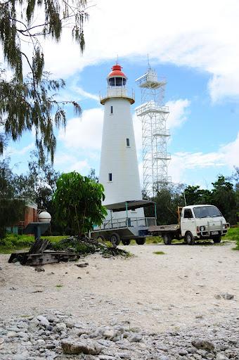 灯台・レディエリオット島の写真