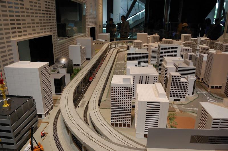 名古屋市科学館・都市パノラマの写真