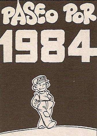 Paseo por 1984 - Carlos Giménez