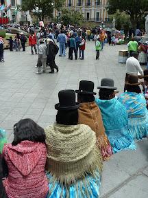 Ligne de Cholitas