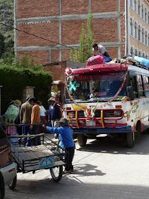 Bus baptisé