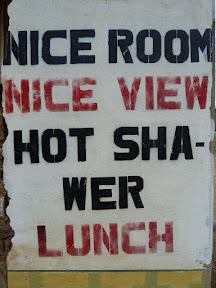 Hot shawer !!
