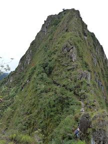 Montée au Huayna Picchu