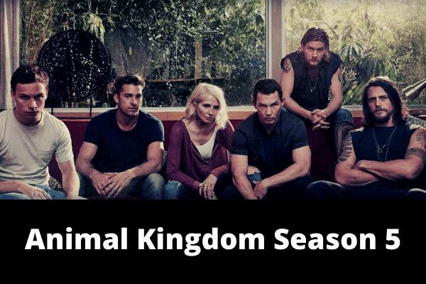 Animal Kingdom Season 5 Best indian web series to watch online