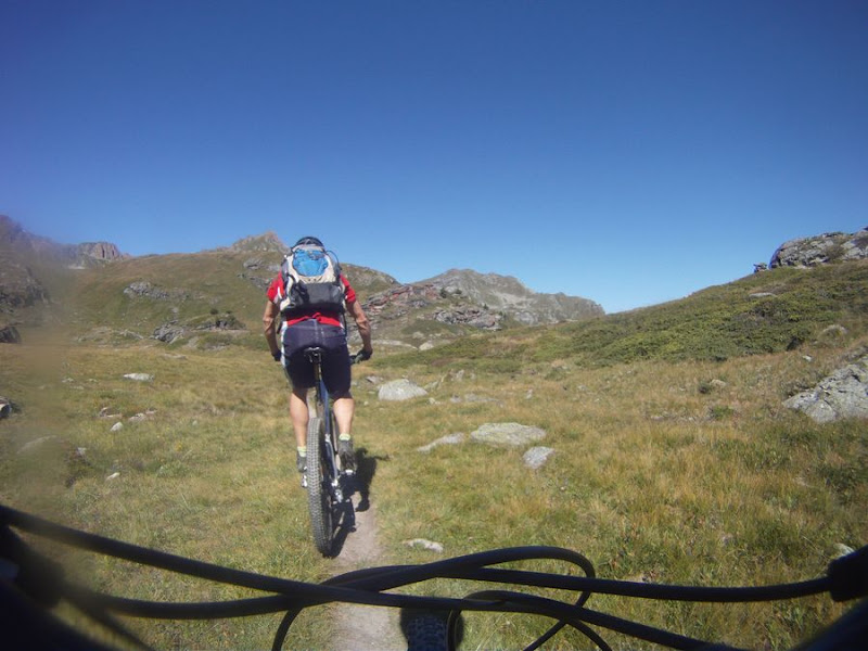 Photo of  Col de Cou : Enduro