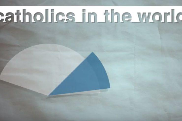 Fides: Dân số Công giáo đạt gần 1,3 tỷ