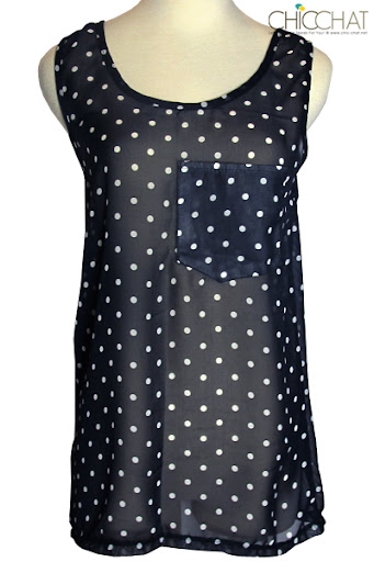 TP0046 B 01 Going dotty over polka dots