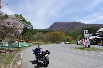 2011/05/15 赤城山〜日光ツーリング
