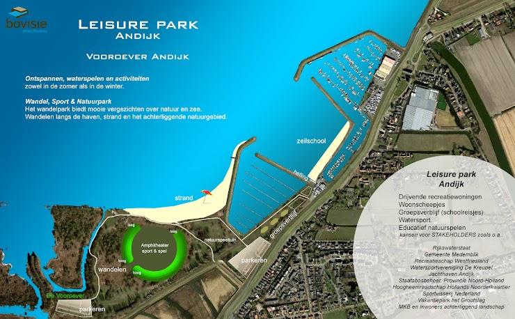 Een plan voor het huidige gebied dat bekend staat als het 'Strandje van Andijk' / 'Vooroever Andijk'. Misschien heb jij zelf wel een plan...