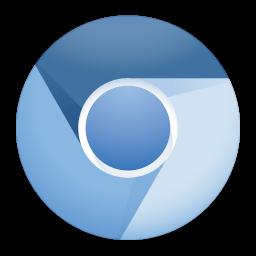 Neues Chromium Logo
