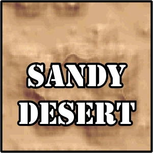 Sandy Desert Base Texture