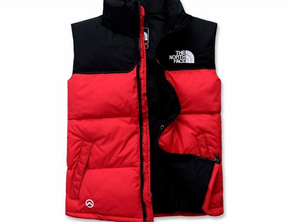 chalecos north face