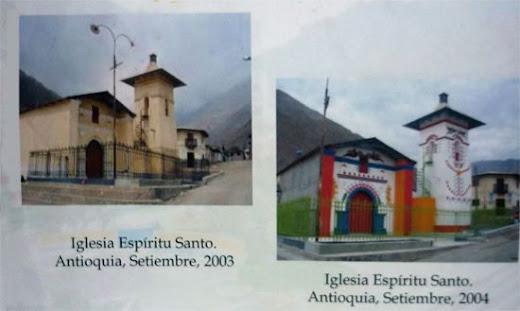 Antioquia, antes y después del cambio