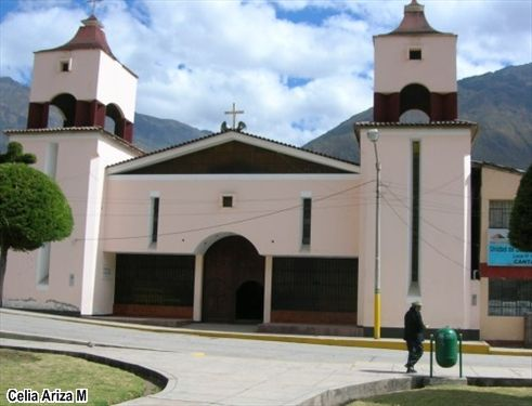 Iglesia de Canta