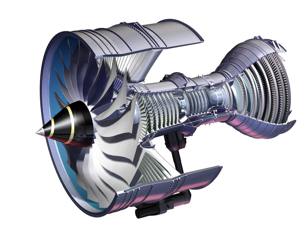 Rolls Royce Trent Engine