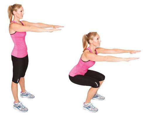 les squats image