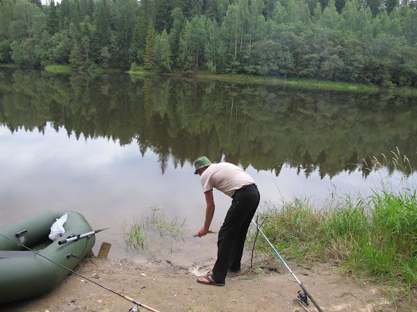 рыбалка в марте на кашире